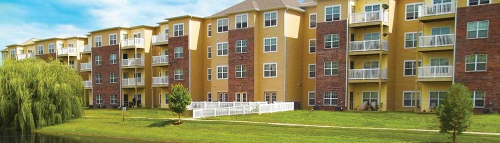 Brookhaven Apartments Exterior